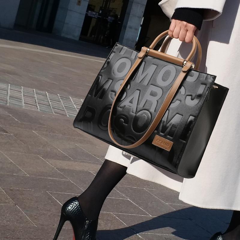 حقائب يد جلدية أصلية ذات سعة كبيرة ، حقيبة كتف واحدة ، محمولة ، شحن سريع gg cc ، مجموعة جديدة