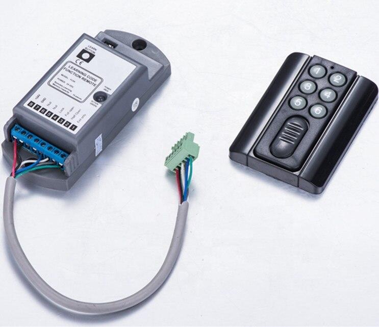 Venda quente & preço barato yoursensor função de controle remoto 433mhz rf controle remoto porta da garagem automática (ys303)