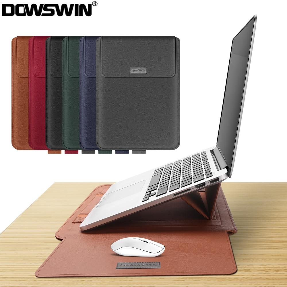 Laptop Sleeve Bag Case For Macbook Air Pro 13 15 2020 Notebook Sleeve Bag For Huawei ASUS HP Dell 11