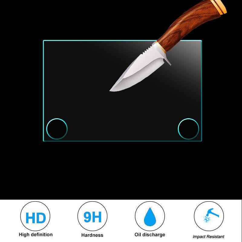 8 pulgadas para Skoda Kodiaq Karoq 2017-2019 vidrio templado coche navegación pantalla Protector Pantalla LCD pegatina protectora 2018