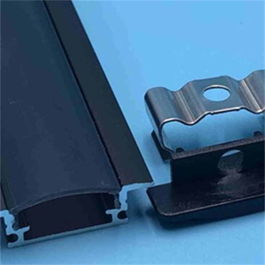 free shipping 1m/pcs SMD5630 warm cool white red green blue led  strip light profile aluminum slot enlarge