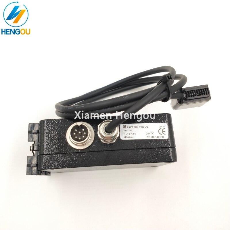 شحن مجاني جهاز استشعار الخلايا الضوئية G2.110.1461 61.110.1461 ل CD102 SM102 SM74 ماكينة طباعة متوازنة