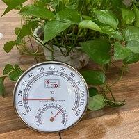 Бытовой измеритель влажности и температуры, настенный Измеритель температуры и влажности, термометр, гигрометр для сауны