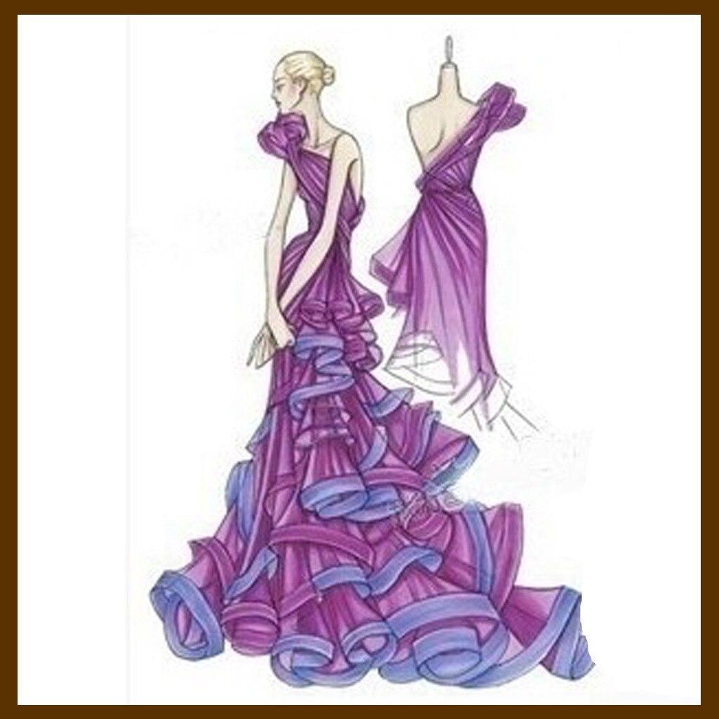 Бальное платье вечернее платье специальные платья приходят картину изготовления на заказ размера плюс заказ вечернего платья; Свадебное п...
