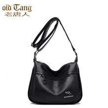 Solid Color Pu Leather Shoulder Bags for Women 2021 New Small High Quality Vintage Casual Crossbody