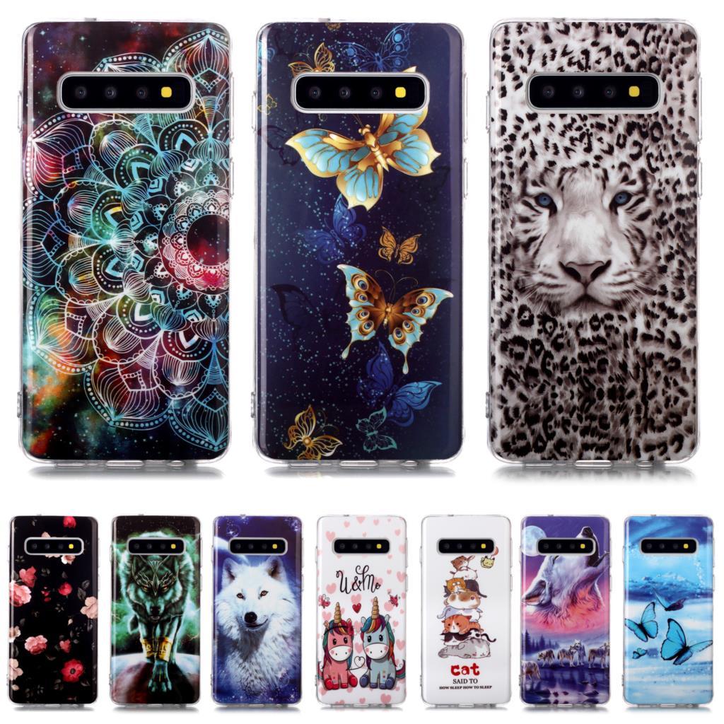 Fundas para teléfonos móviles Samsung A21, funda suave de TPU para Samsung...