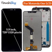 5.9 LCD Display Für Motorola One XT1941-1 XT1941-3 XT1941-4 XT1941--5 LCD Display Mit Touch Screen für Motorola One