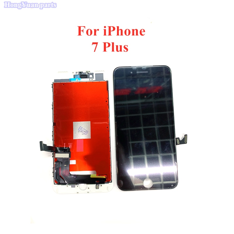 5pcs LCD Pantalla For iPhone  5 5C 5S SE2 Touch Screen Replacement For iPhone 6 7 8 6s Plus Display AAA+++3D Touch No Dead Pixel enlarge