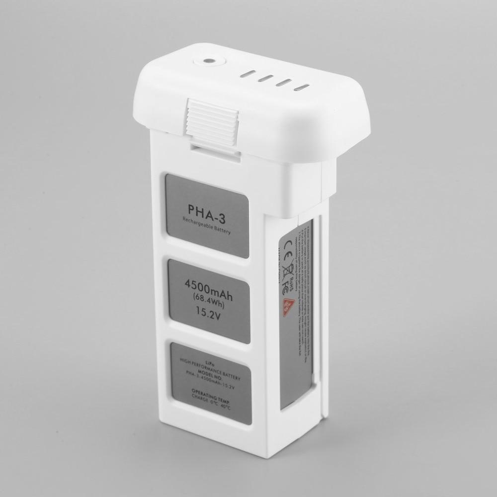 Drone Battery for DJI phantom 3 Professional/3/Standard/Advanced 15.2V 4500mAh LiPo 4S Intelligent Battery up to 23 minutes
