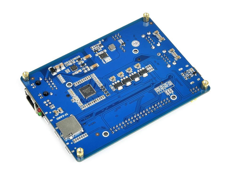 Waveshare Compute Module IO Board с функцией PoE, для Raspberry Pi CM3 / CM3L / CM3 + / CM3 + L