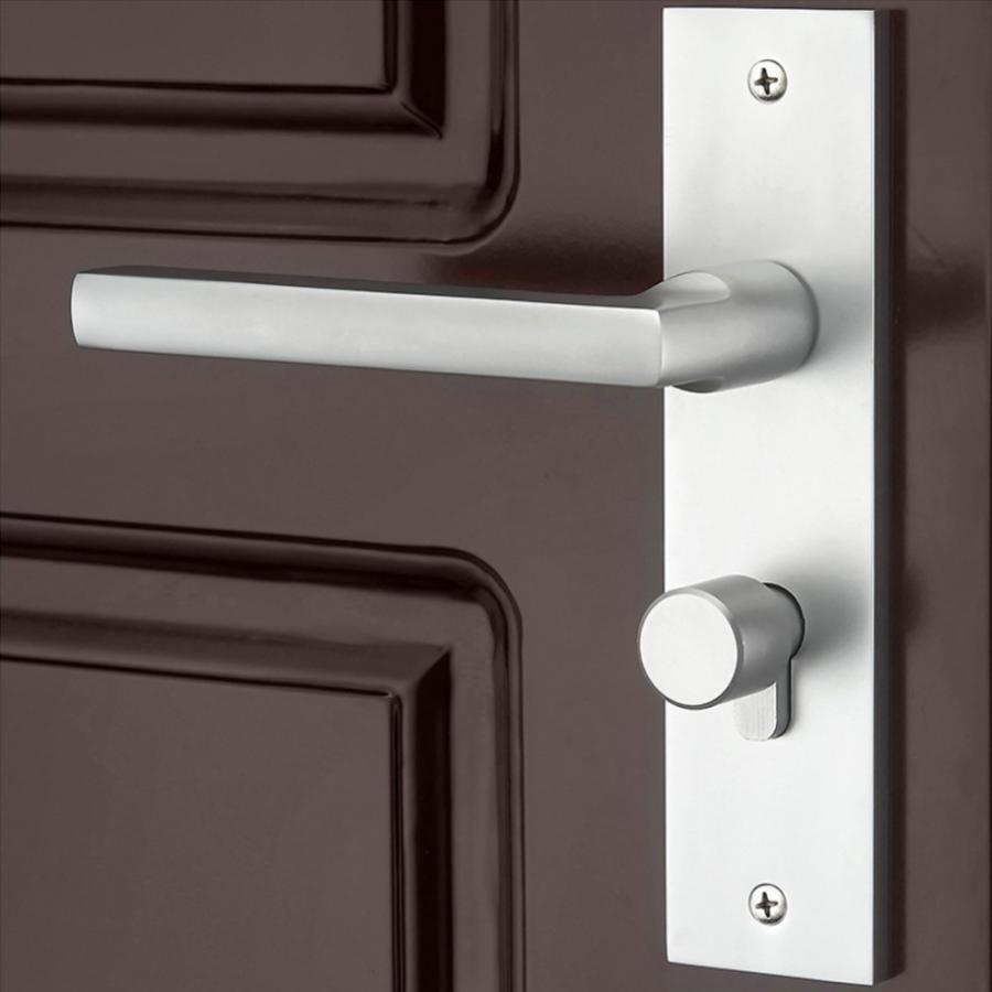 النمط الأوروبي مقبض الباب قفل لغرفة النوم في الأماكن المغلقة غرفة المعيشة الميكانيكية الباب سحب قفل أمن الوطن Lockset