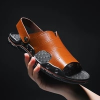 new 2021 indoor slippers shoes men mens shoe soft home high quality designer light sandals casual brand flat for breathable