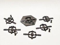 GLOOMHAVEN TRPG miniatur spiel alle gemeinsame bord spiel 3D token szene werkzeuge fallen modelle zahlen figurine