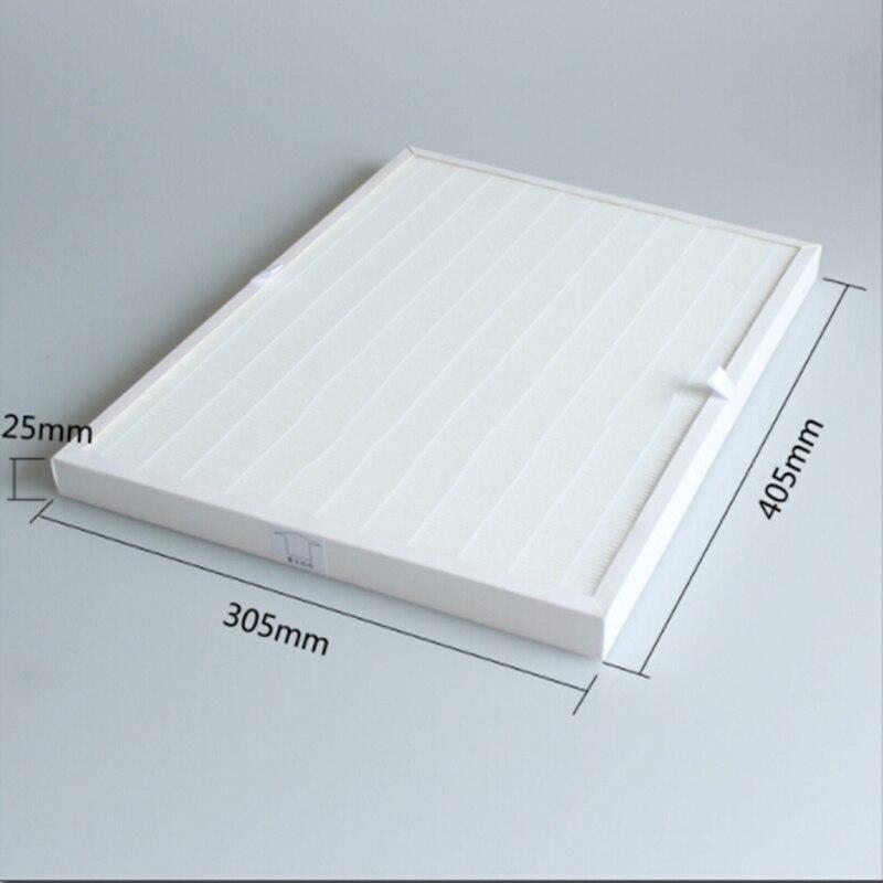 Air Purifier Filter Strainer Kit For KJF2901 KJF2202TE KJF2203E 405*305*25mm For Sanyo Abc-vw24 Abc-fah94 Non-toxic