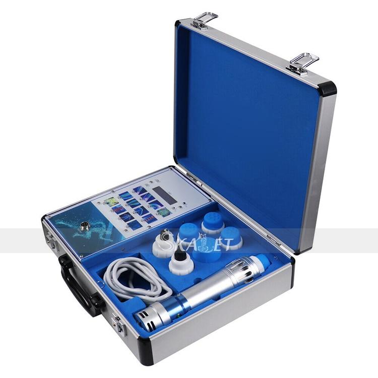 المحمولة صدمة موجة آلة العلاج خارج الجسم آلة صدمة لتخفيف الآلام ED العلاج