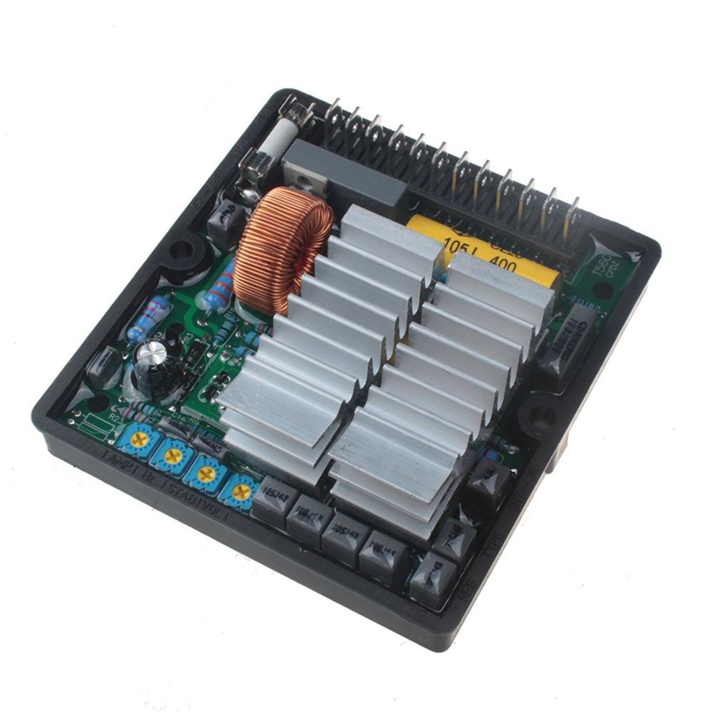 Regulador automático de voltaje del generador AVR UVR6, SR7, SX440, SX460