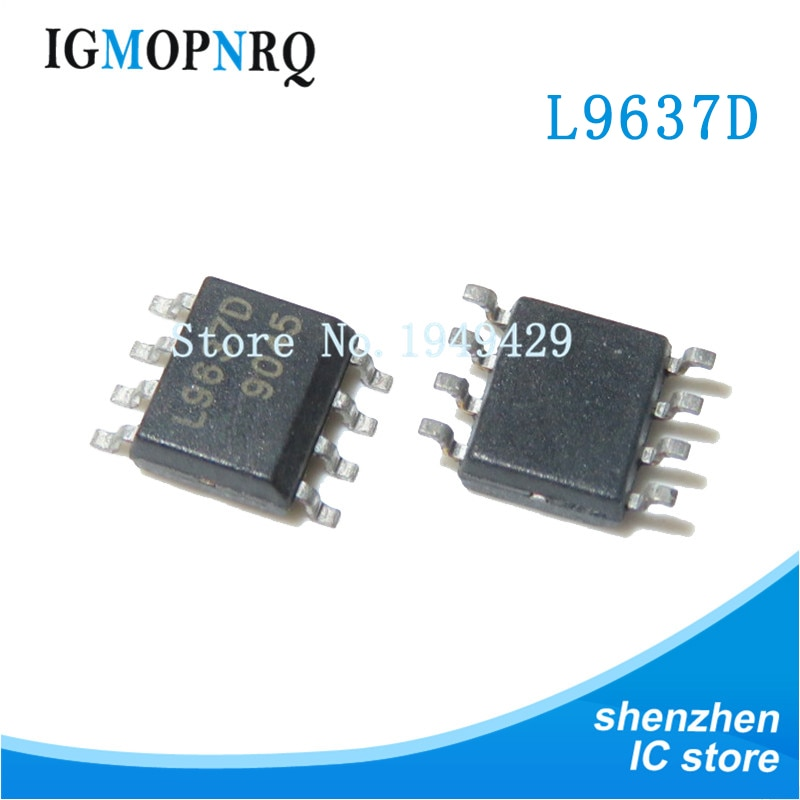 5 uds L9637D013TR SOP-8 L9637DTR SOP8 L9637D SOP L9637 nuevo Original