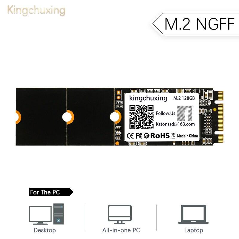 M2 NGFF SSD 2242 2260 2280 M.2 Interfaz Disco Duro HDD 64GB 128GB 256GB ordenador portátil Kingchuxing