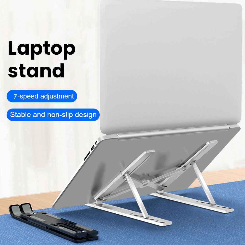 2021 New Portable Laptop Stand Support Base Notebook Stand For Macbook Pro Lapdesk Computer Laptop H