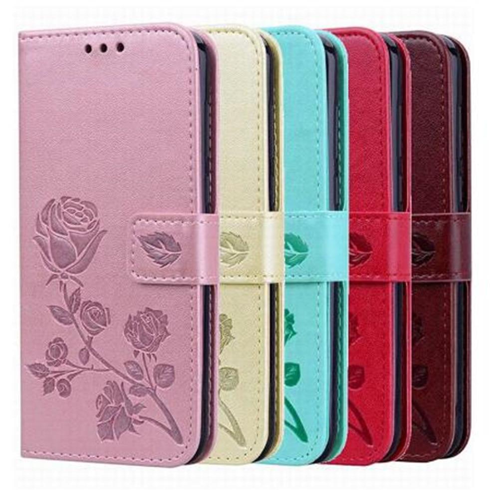 Cuero cartera Flip caso para Nokia Lumia 510, 520, 525, 530, 610,...