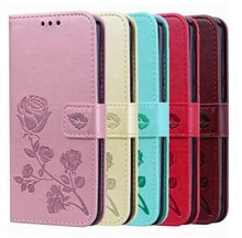 Leather Flip Wallet Case For Philips I928 S308 S388 S398 W3509 i999 I908 V387 W6610 Case Card Holder Stand Back Cover