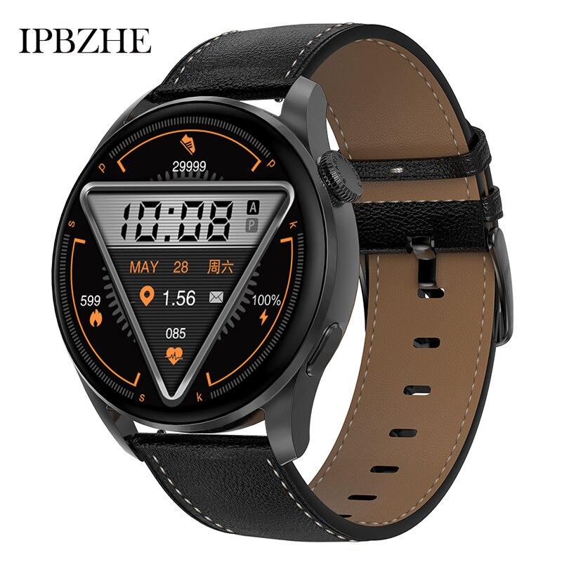 Get Ipbzhe Smart Watch Men IP68 ECG Sport Blood Oxygen Smart Watch Women Bluetooth Call SmartWatch For Android Iphone HuaWei Samsung