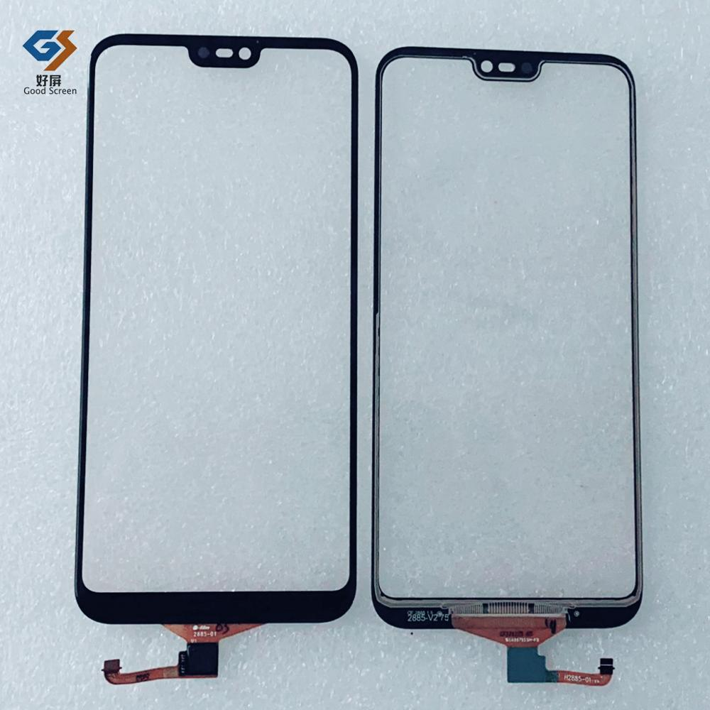 6 inch for SHIRLEY smartphone touch screen sensor glass panel repair parts Film 2885-01 H2885-01 SF1