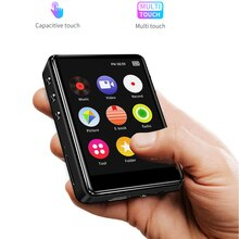 Original Metal Support Bluetooth 5.0 MP3 Player HiFi Music Player Built-in Speaker With E-book Recor