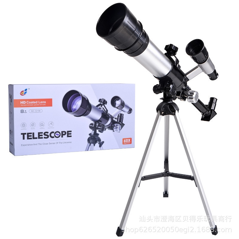 Skywatcher Night Vision Telescope Astronomic Scope Telescope HD Student Science Experiment Lornetka Optical Instruments BI50TE