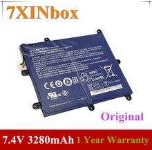 7 xinbox 7.4 v 3280 mah original bat-1012 bateria do portátil para acer iconia tab a200 a520 series bat1012 2icp5/67/90 bt.00203.011