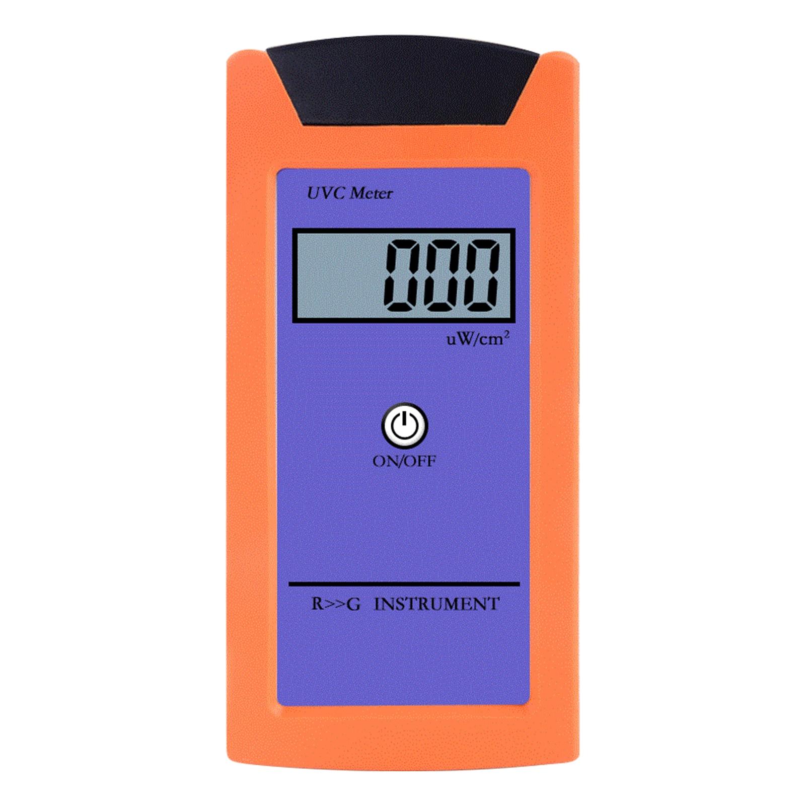 RGM-UVC مقياس إضاءة رقمي لأشعة الزواحف فوق البنفسجية عالية الدقة الأشعة فوق البنفسجية الأشعة فوق البنفسجية متر مع قياس الأشعة فوق البنفسجية الا...