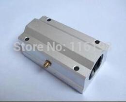 SCS16LUU SCS16UU SCS16 LM16LUU 16mm Longer Linear Motion Ball Bearing Slide Bushing Linear Shaft for CNC