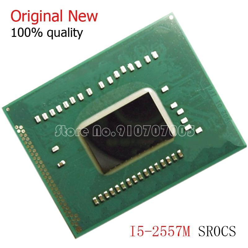 100% nova I5-2557M DNIGEF SR0CS I5 2557M Chipset BGA