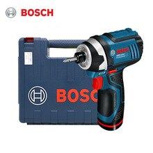 Bosch DDR 12-LI 12V (2x2,0 Ah batterie) drahtlose elektrische schraubendreher auswirkungen fahrer schnelle lade bequem und kompakte