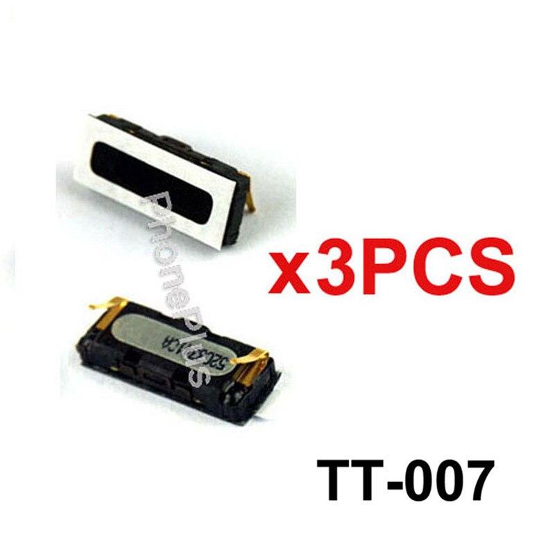 3 piezas para Sony Xperia X8 E15 auricular receptor auricular pieza de...