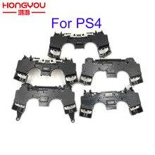 20 Pcs Voor PS4 Controller Midden Plastic Lade Vervanging Voor Jds Jdm 001 010 030 055 Joypads Voor PS4 Pro moederbord Binnenste Frame
