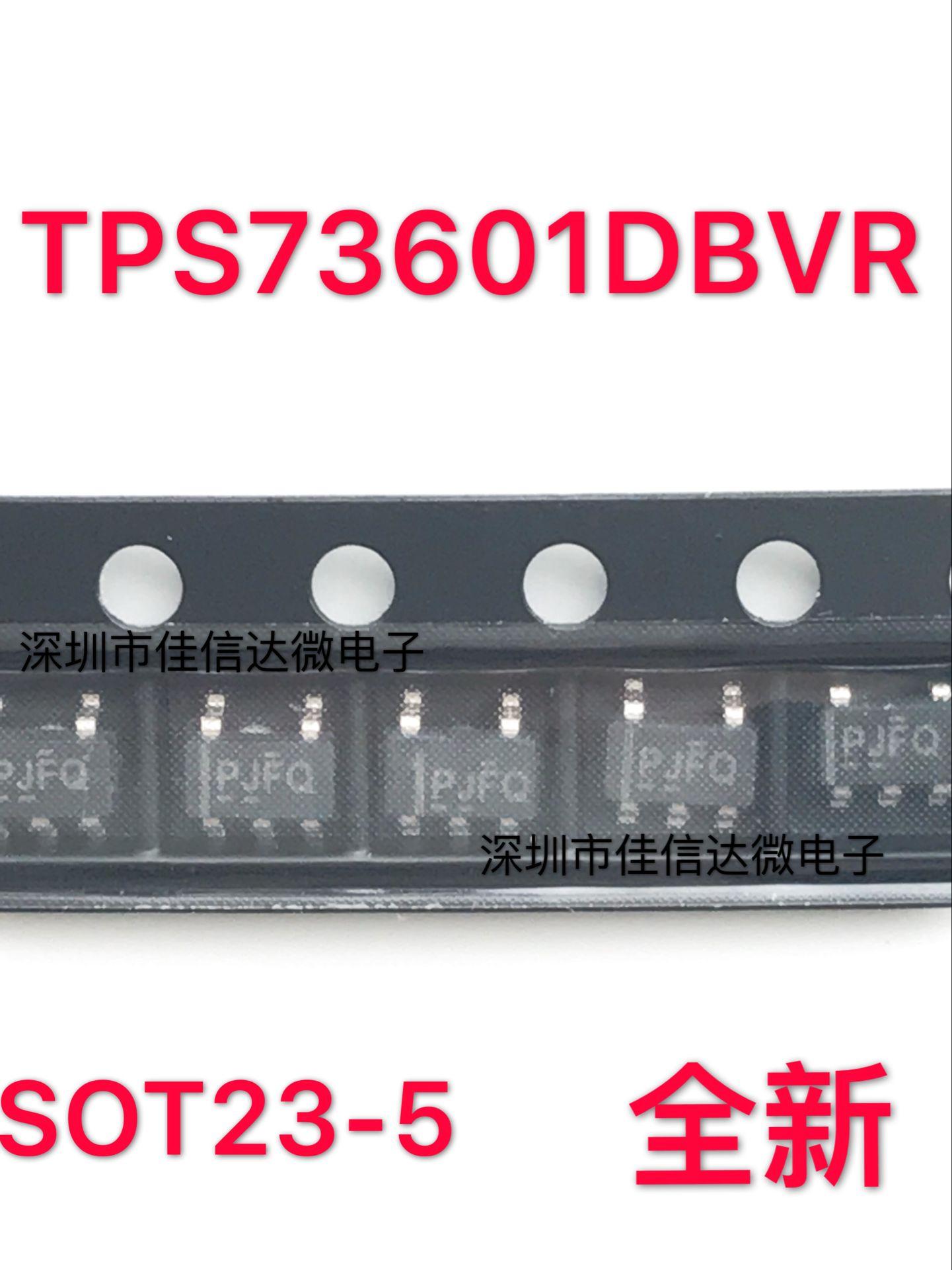 100% neue Original 5 teile/los Hohe Qualität TPS73601DBVR TPS73601 SOT23-5 PJFQ