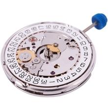 for ETA 2824-2 SELLITA SW200 White 3H Mechanical Watch Clock Movement