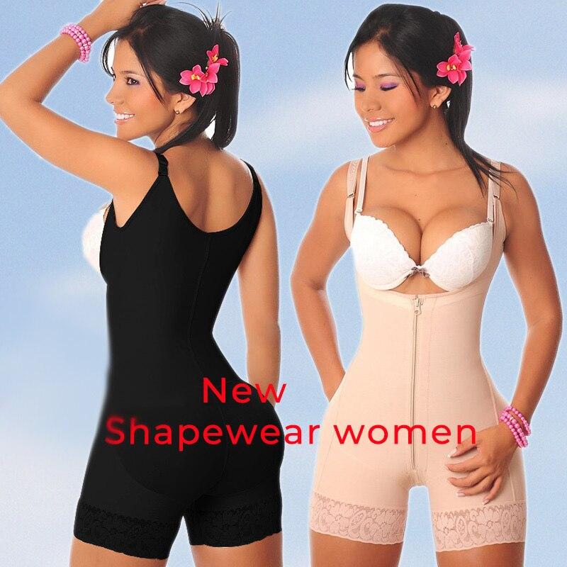 قطعة واحدة الجبهة زيبر ملابس داخلية 6xl حجم كبير النساء ارتداءها تشكيل الجسم السراويل البطن السراويل ترقية الوركين الجمال الملابس الداخلية