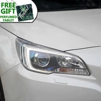 car front light transparent tpu sticker headlight protective film for forster wrx brz outback legacy impreza accessories