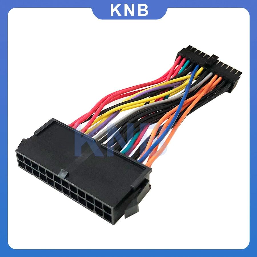 Câble dalimentation ATX PSU 24 broches vers Mini 24 broches pour Dell Optiplex 760 780 960