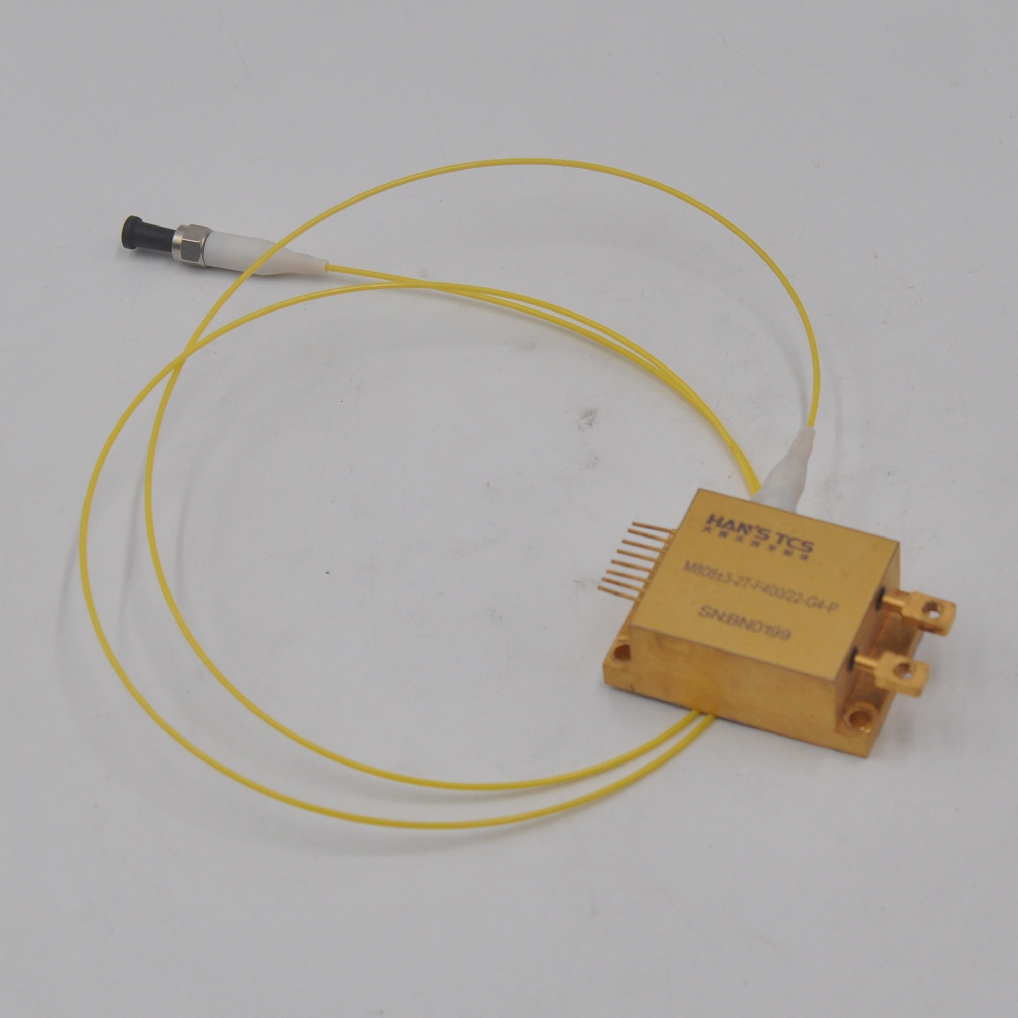 Semiconductor laser 27W HAN'S TCS M808 ± 3-27-F400 / 22-G4-P