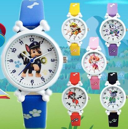 Kids Watch Electronic Waterproof Watches Cartoon Dog Primary School Children Boys And Girls Quartz W