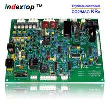 YDT KR-350, KR-500 PCB/carte de contrôle/Thyristor machine à souder MIG/MAG CO2 bouclier à gaz/carte de machine à souder/circuit imprimé