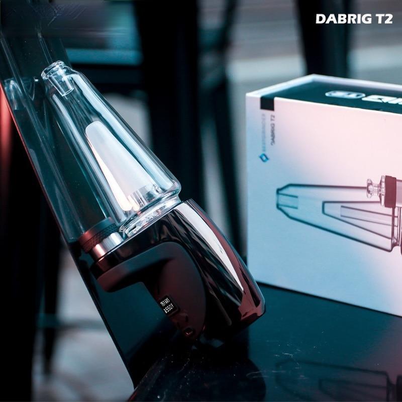 Electric Nail Dab Rig Starter Kit Oil Heat Settings Enail Wax 1500mah water pipe temperature control hookah set tobacco shisha enlarge