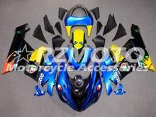 New ABS Motorcycle Fairings Kit Fit for kawasaki Ninja ZX6R 636 2005 2006 05 06 6R ZX-6R Bodywork set Custom Shark