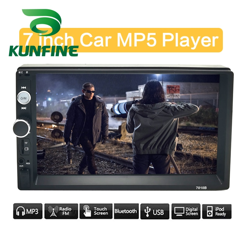 KUNFINE Универсальный 2 Din 7