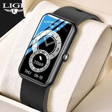 LIGE 1.47-inch Smart Watch Women X38 Smartwatch men 2021 Waterproof Fitness Tracker Sport Bracelet f