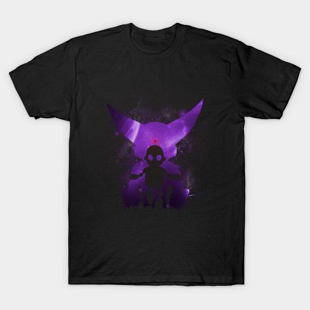 Camiseta para hombre trinquete Clank Galaxy (púrpura ver.) camiseta para mujer