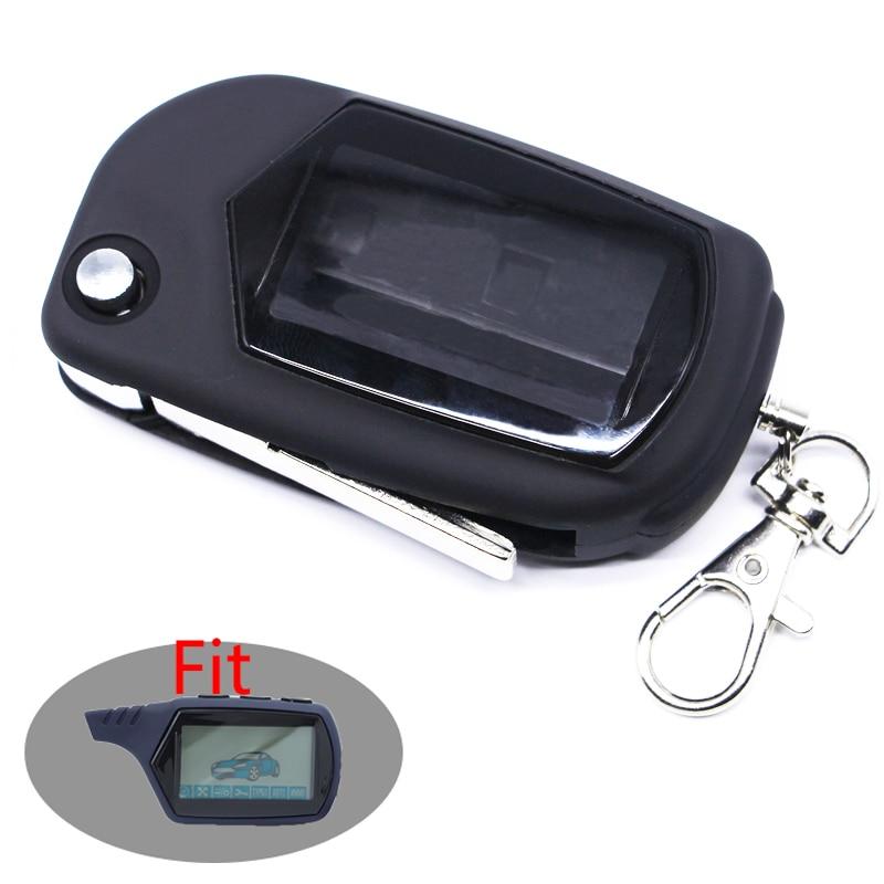A91 folding car flip key starline remote case Starline A91 A61 B9 B6 uncut blade fob case cover switchblade key protect shell